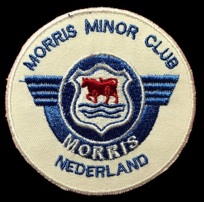 Logo, geborduurd