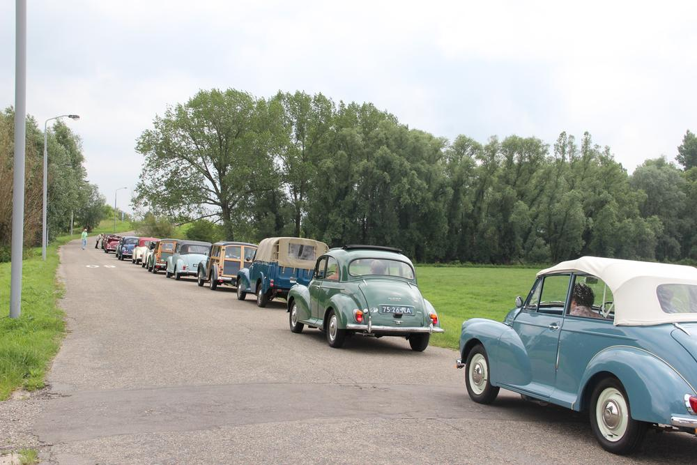 Free Ride & Coffee Maas en Waal