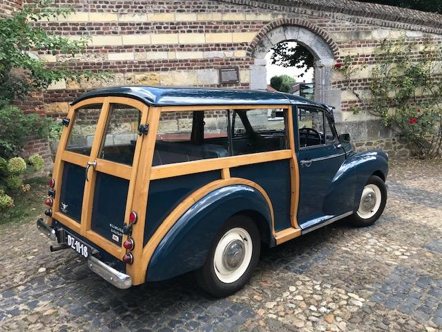 Te koop Morris Minor 1000 Traveller 1970