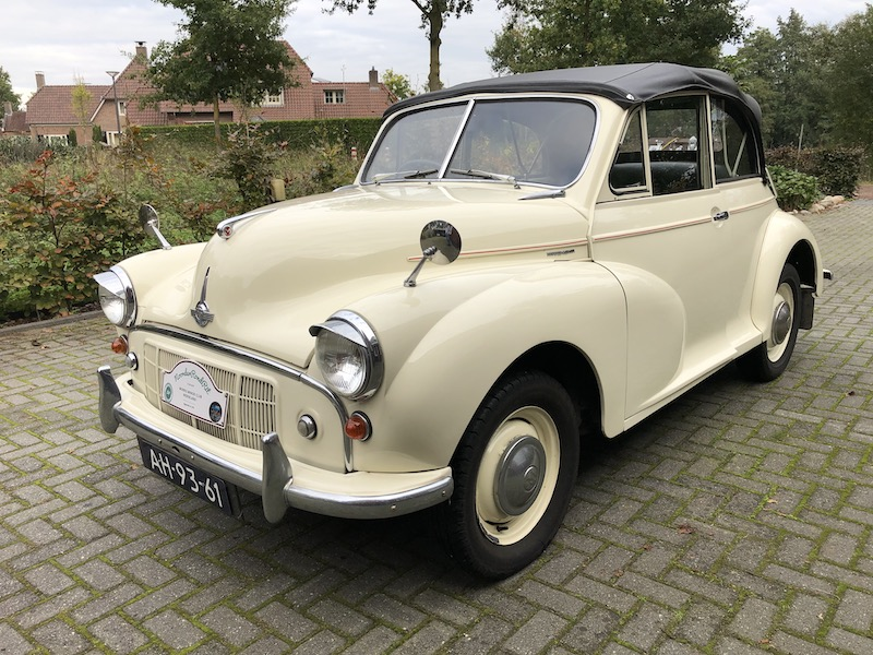 Te koop Morris Minor Tourer 1953