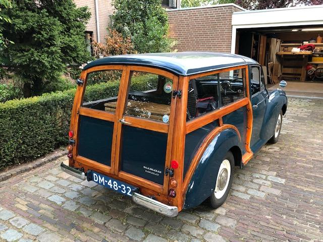 Te koop Morris Minor Traveller uit 1969