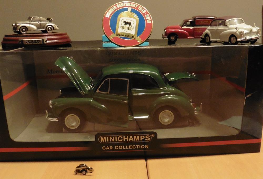 Morris Minor modellen