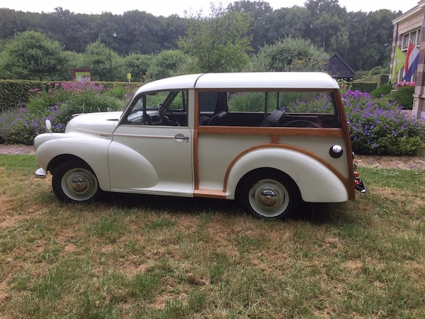Te koop Morris Minor Traveller 1969