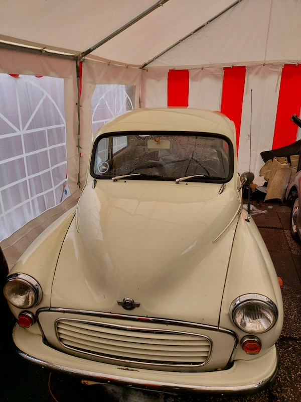 Morris Minor Saloon 1968