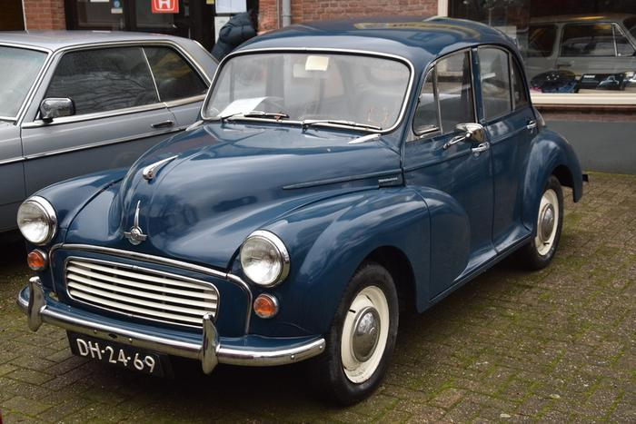 Morris Minor Saloon 1965 te koop