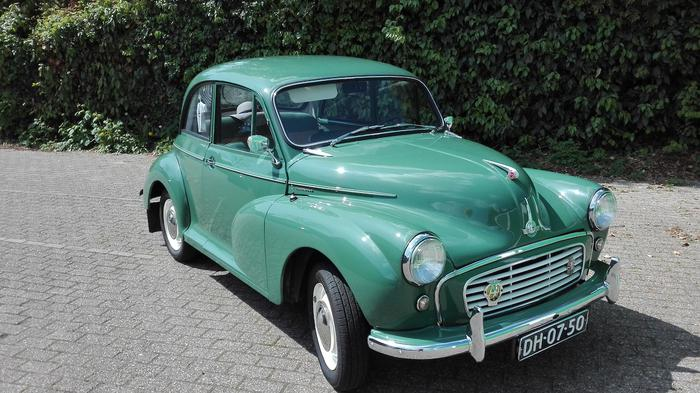 Morris Minor Saloon 1961