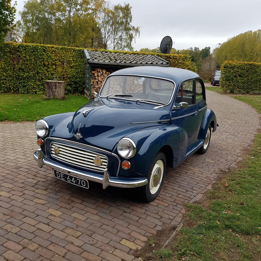 Te koop Morris Minor Saloon 1966