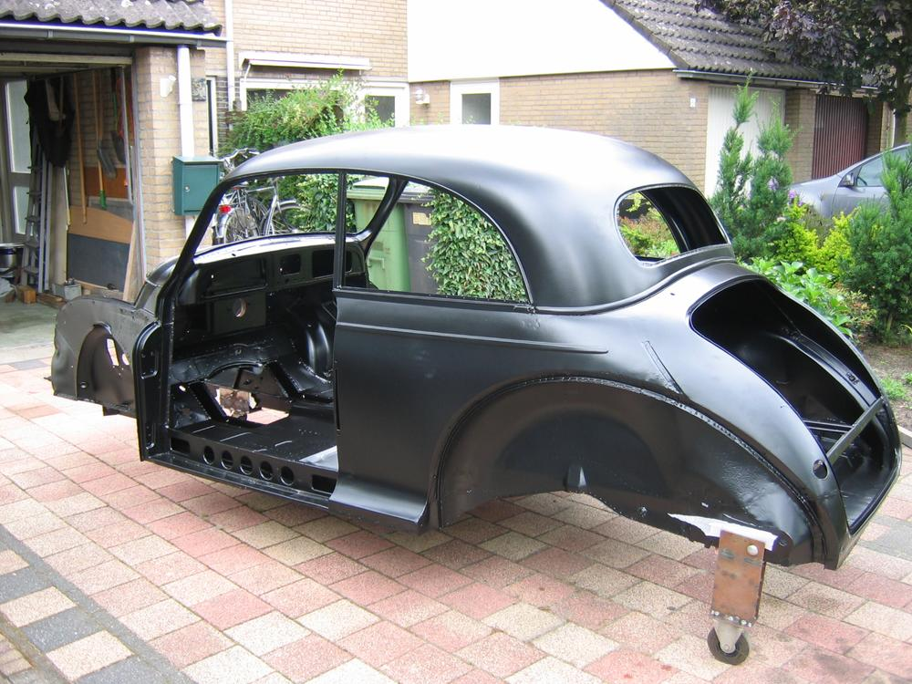 ***PROJECT*** Morris Minor Saloon 1952 (Molenaar)