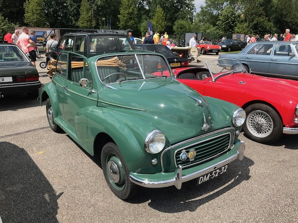 Morris Minor Series II Tourer 1955