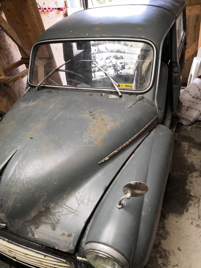 Morris Minor Traveller 1960 ***PROJECT***