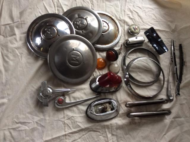 Diverse onderdelen